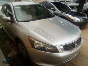 Honda Accord 2008 Silver   Cars for sale in Lagos State, Yaba