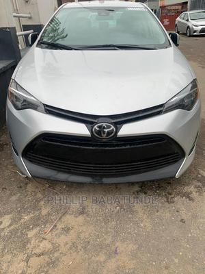 Toyota Corolla 2019 LE (1.8L 4cyl 2A) Silver | Cars for sale in Lagos State, Yaba