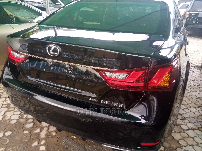 Archive: Lexus GS 2012 350 Black