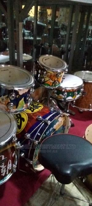 Standard/Yamaha Drum Set | Musical Instruments & Gear for sale in Lagos State, Ojo