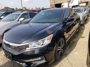 Honda Accord 2016 Black | Cars for sale in Lagos State, Apapa