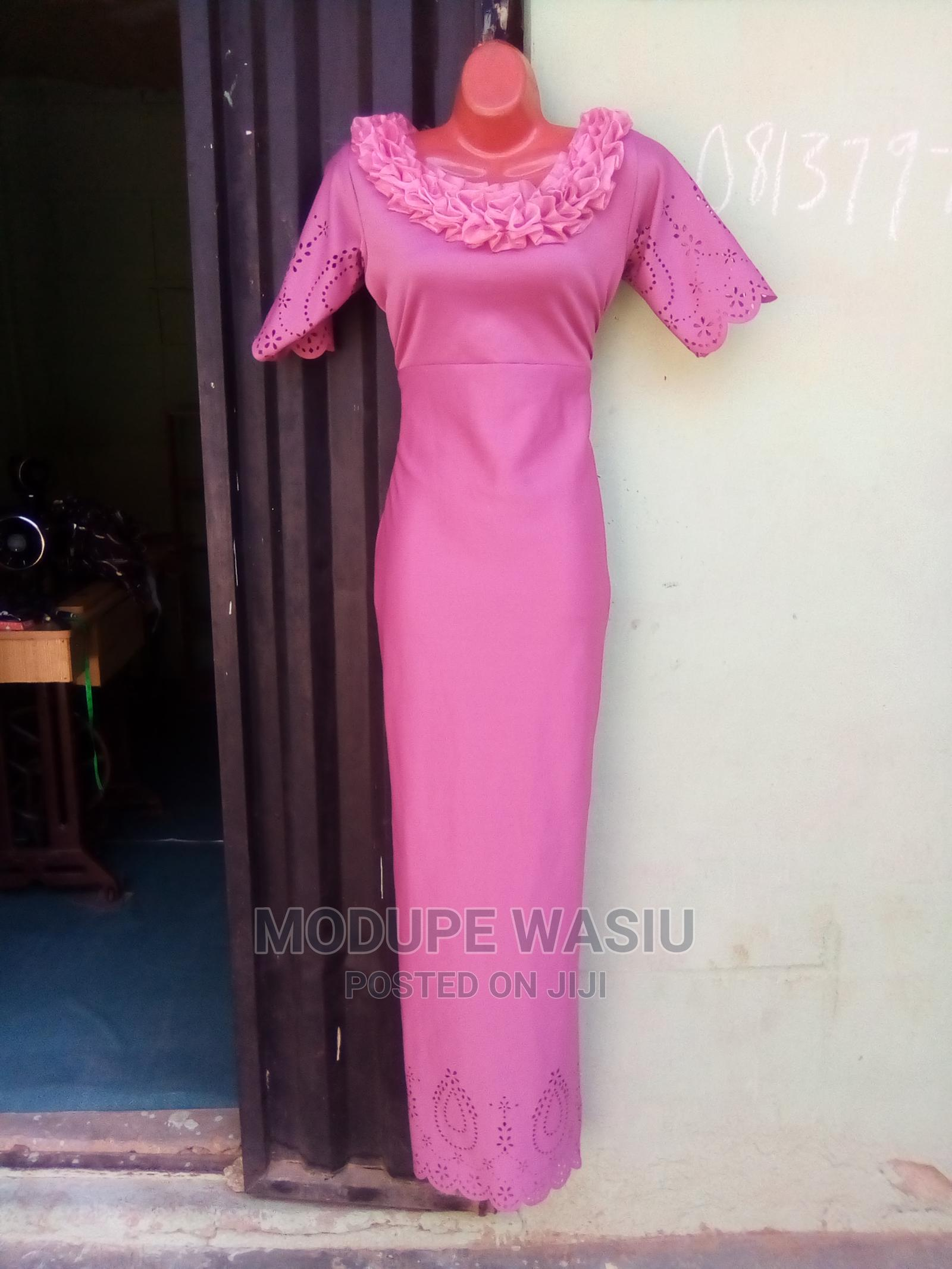 Archive: Female Dress (Gown)