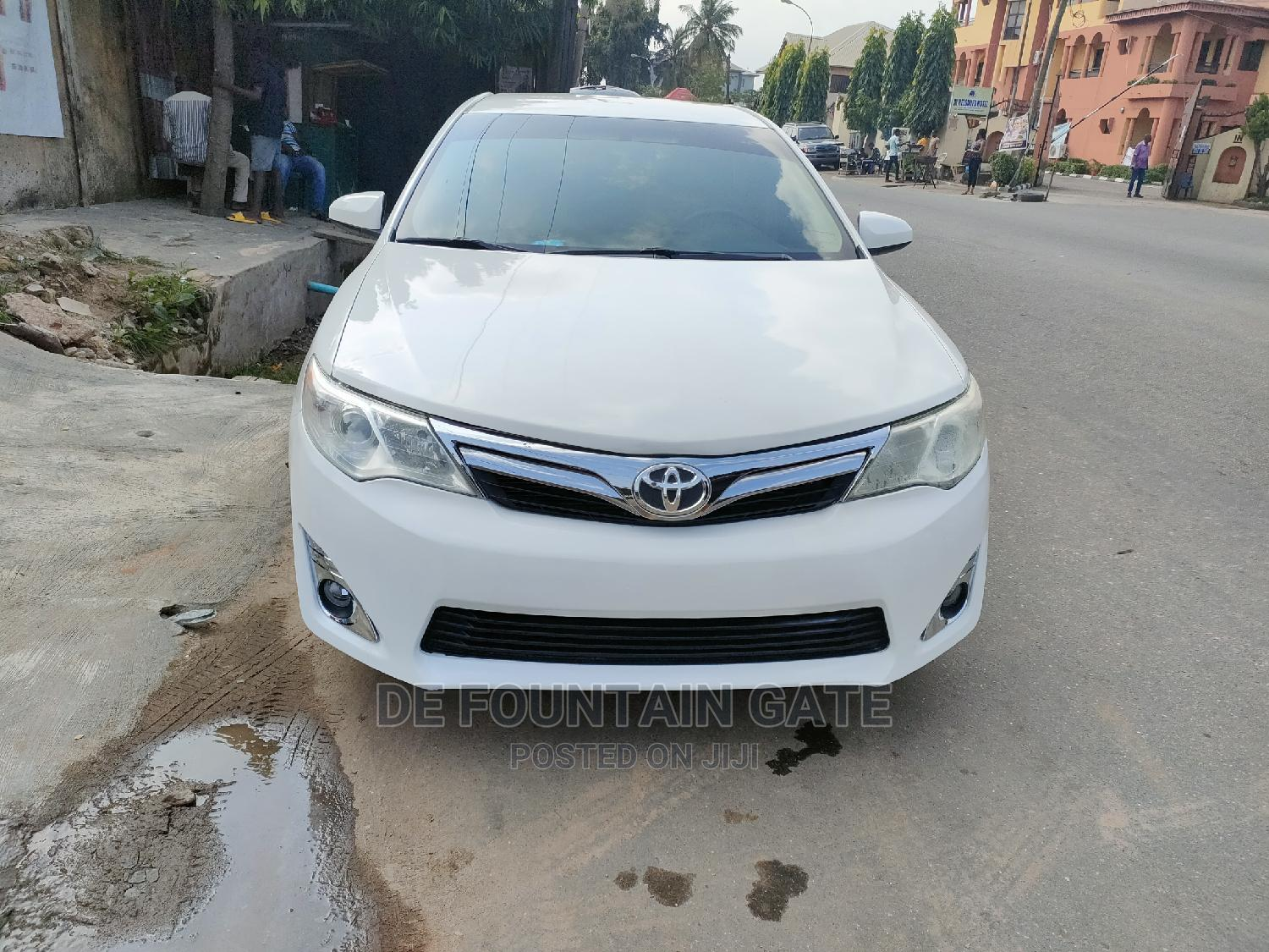 Toyota Camry 2012 White | Cars for sale in Ogba, Lagos State, Nigeria