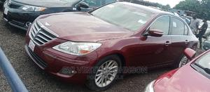 Hyundai Genesis 2011 4.6 Red   Cars for sale in Delta State, Warri