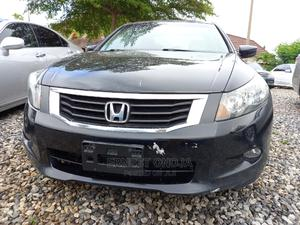 Honda Accord 2009 Sedan EX-L V6 Automatic Black | Cars for sale in Abuja (FCT) State, Gwarinpa