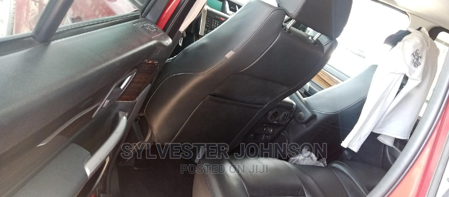 Land Rover Range Rover Sport 2009 Red   Cars for sale in Warri, Delta State, Nigeria