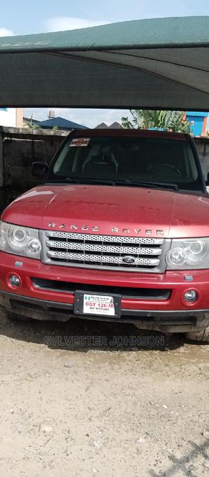 Land Rover Range Rover Sport 2009 Red | Cars for sale in Delta State, Warri