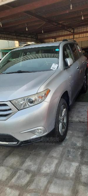 Toyota Highlander 2012 Limited Silver | Cars for sale in Lagos State, Ikeja