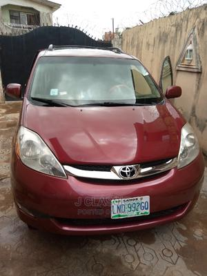 Toyota Sienna 2007 LE 4WD Red | Cars for sale in Lagos State, Ifako-Ijaiye
