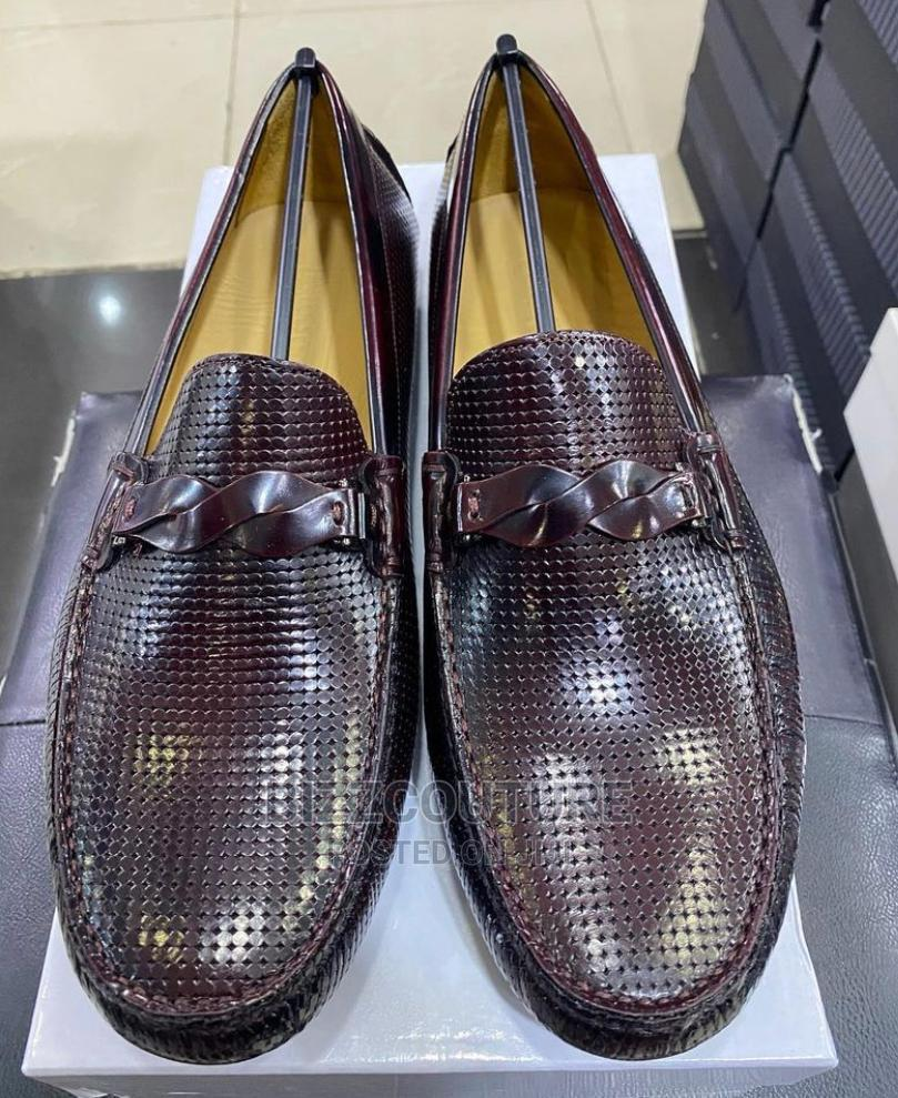 High Quality ITALIAN BROWN LOAFERS MOLE Available for Sale