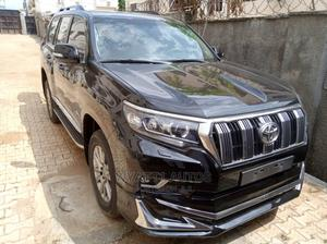 Toyota Land Cruiser Prado 2019 VXR Black | Cars for sale in Abuja (FCT) State, Gwarinpa
