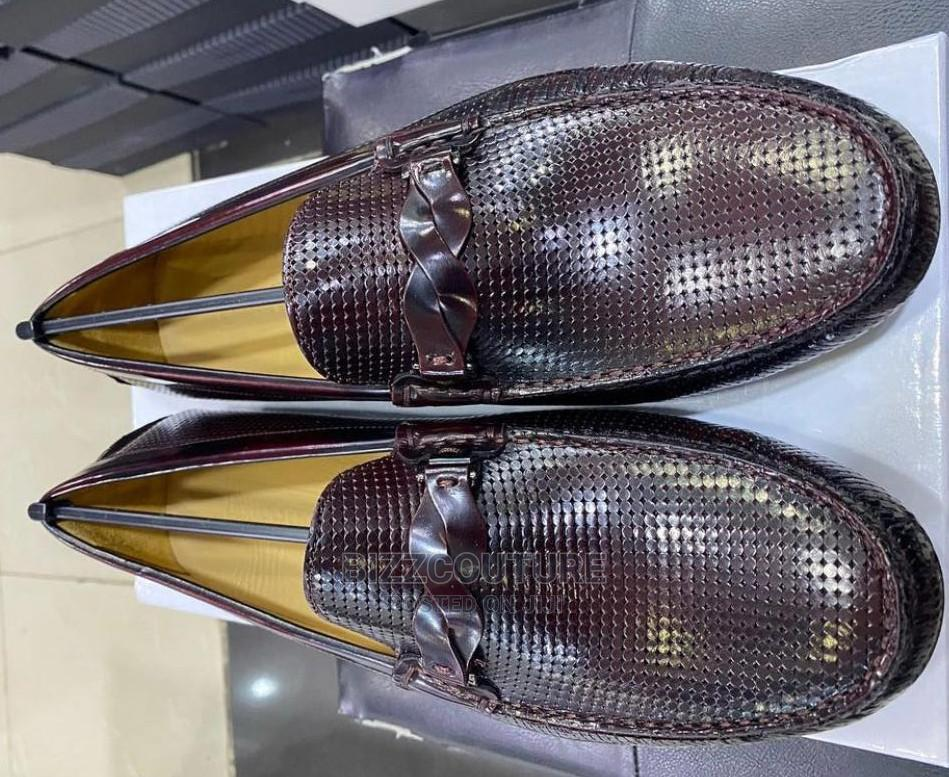 High Quality ITALIAN BROWN LOAFERS MOLE Available for Sale | Shoes for sale in Magodo, Lagos State, Nigeria