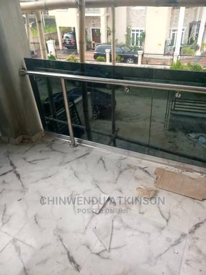 Glass Handrails, Aluminum Handrails | Building & Trades Services for sale in Lagos State, Ajah