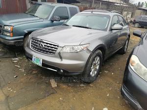 Infiniti FX 2007 35 AWD Gray | Cars for sale in Akwa Ibom State, Uyo
