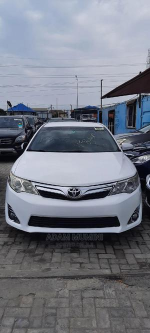 Toyota Camry 2012 White   Cars for sale in Lagos State, Ajah