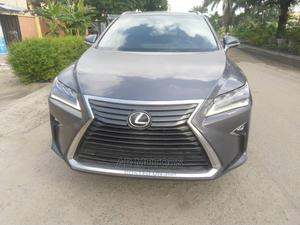 Lexus RX 2017 350 FWD Gray | Cars for sale in Lagos State, Ajah