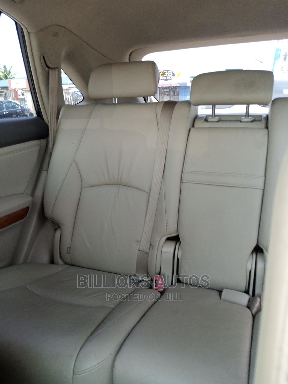 Archive: Lexus RX 2003 Gold