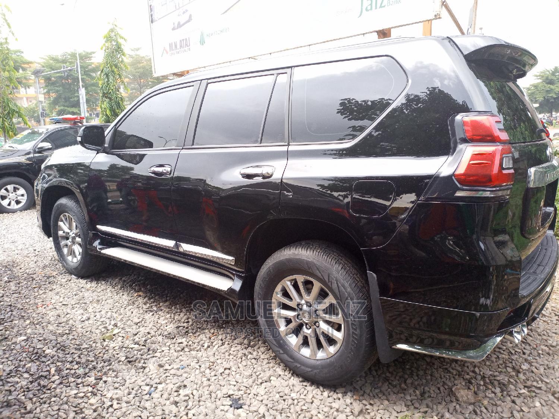 Toyota Land Cruiser Prado 2011 Black | Cars for sale in Jabi, Abuja (FCT) State, Nigeria