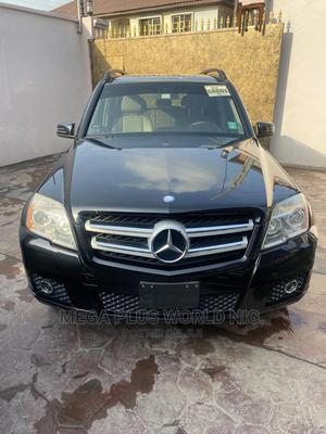 Mercedes-Benz GLK-Class 2010 350 Black | Cars for sale in Lagos State, Surulere