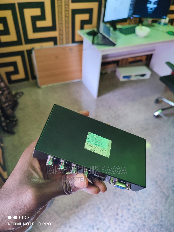 Archive: 4 Port VGA SPLITTER