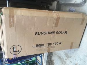 18V 100W Sunshine Mono Solar Panel   Solar Energy for sale in Lagos State, Ikeja