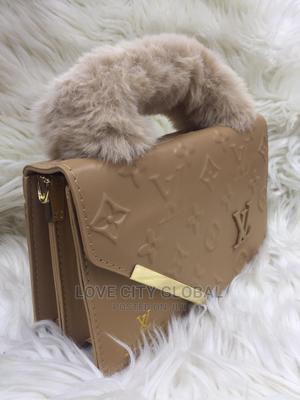 Louis Vuitton Brown Handbags. LV Quality Ladies Handbag   Bags for sale in Lagos State, Lekki