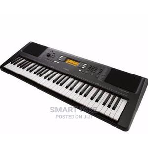 Yamaha Keyboard With Adaptor - PSR-E363 | Musical Instruments & Gear for sale in Lagos State, Ojo