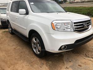 Honda Pilot 2014 White | Cars for sale in Abuja (FCT) State, Kubwa