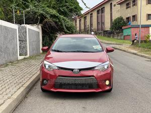 Toyota Corolla 2015 Red | Cars for sale in Abuja (FCT) State, Jahi