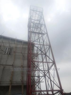 Tank Tower for Water Tank Scaffolding | Building & Trades Services for sale in Lagos State, Ikoyi