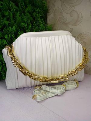Designer White Handbags. Quality Ladies Handbag   Bags for sale in Lagos State, Lekki