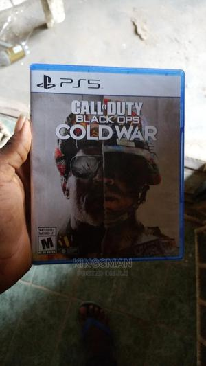 Ps5 Call-Duty Black Ops Cold War | Video Games for sale in Lagos State, Ikeja