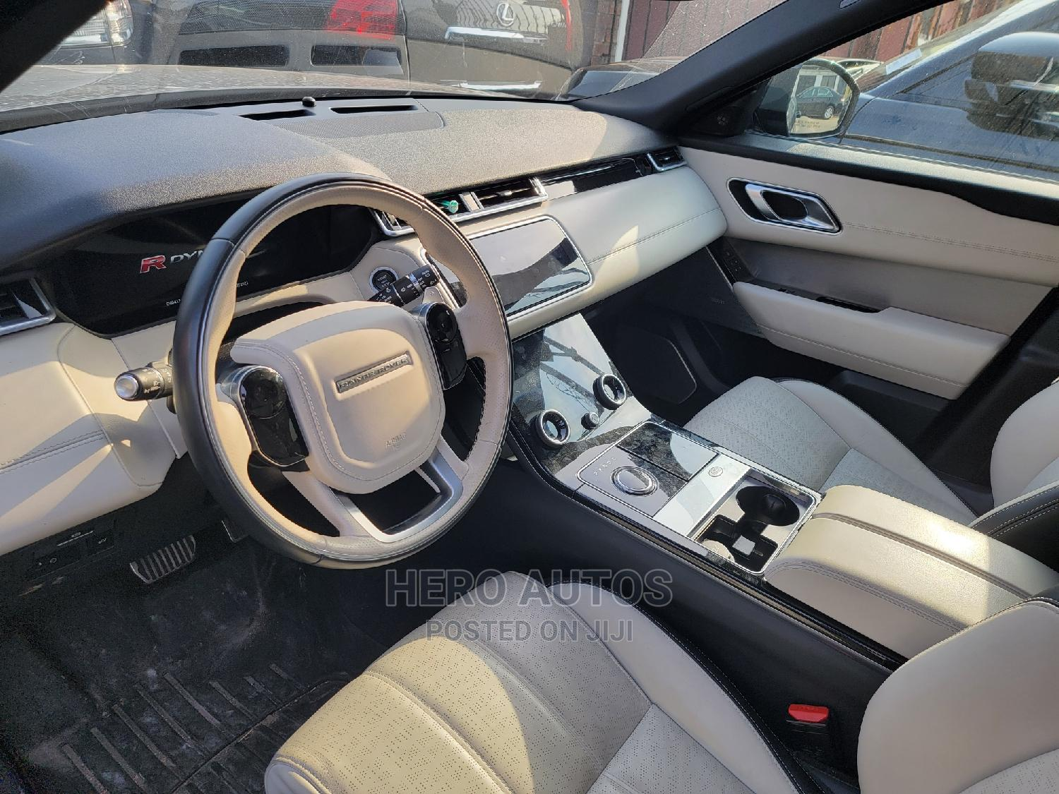 Land Rover Range Rover Velar 2018 P250 SE R-Dynamic 4x4 Gray | Cars for sale in Surulere, Lagos State, Nigeria