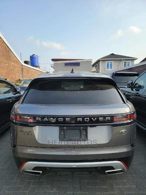 Land Rover Range Rover Velar 2018 P250 SE R-Dynamic 4x4 Gray | Cars for sale in Lagos State, Surulere