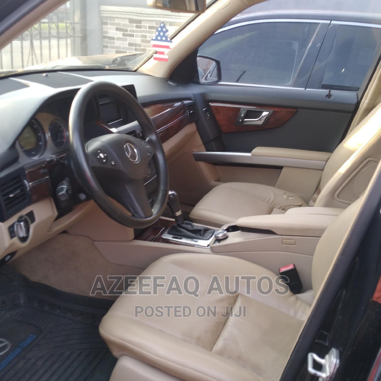 Archive: Mercedes-Benz GLK-Class 2011 350 Black