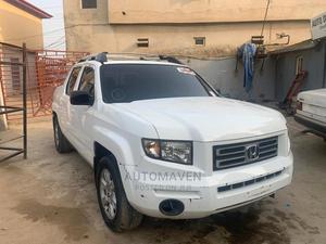 Honda Ridgeline 2006 RTS White | Cars for sale in Lagos State, Ikeja