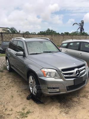 Mercedes-Benz GLK-Class 2011 Gray | Cars for sale in Lagos State, Apapa