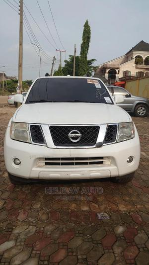 Nissan Pathfinder 2010 SE RWD White | Cars for sale in Lagos State, Alimosho