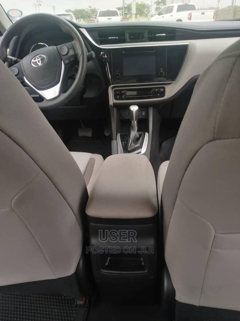 Toyota Corolla 2018 LE (1.8L 4cyl 2A) Gray | Cars for sale in Jahi, Abuja (FCT) State, Nigeria