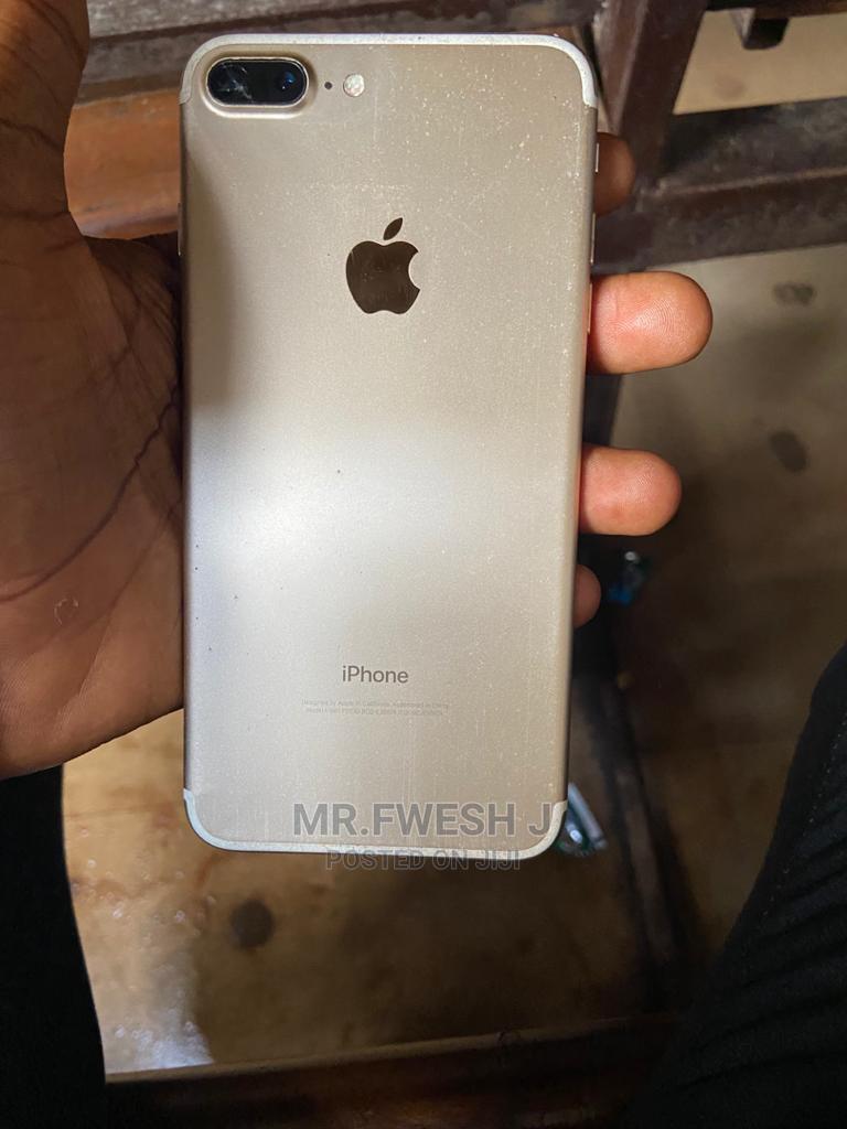 Archive: Apple iPhone 7 Plus 256 GB Gold