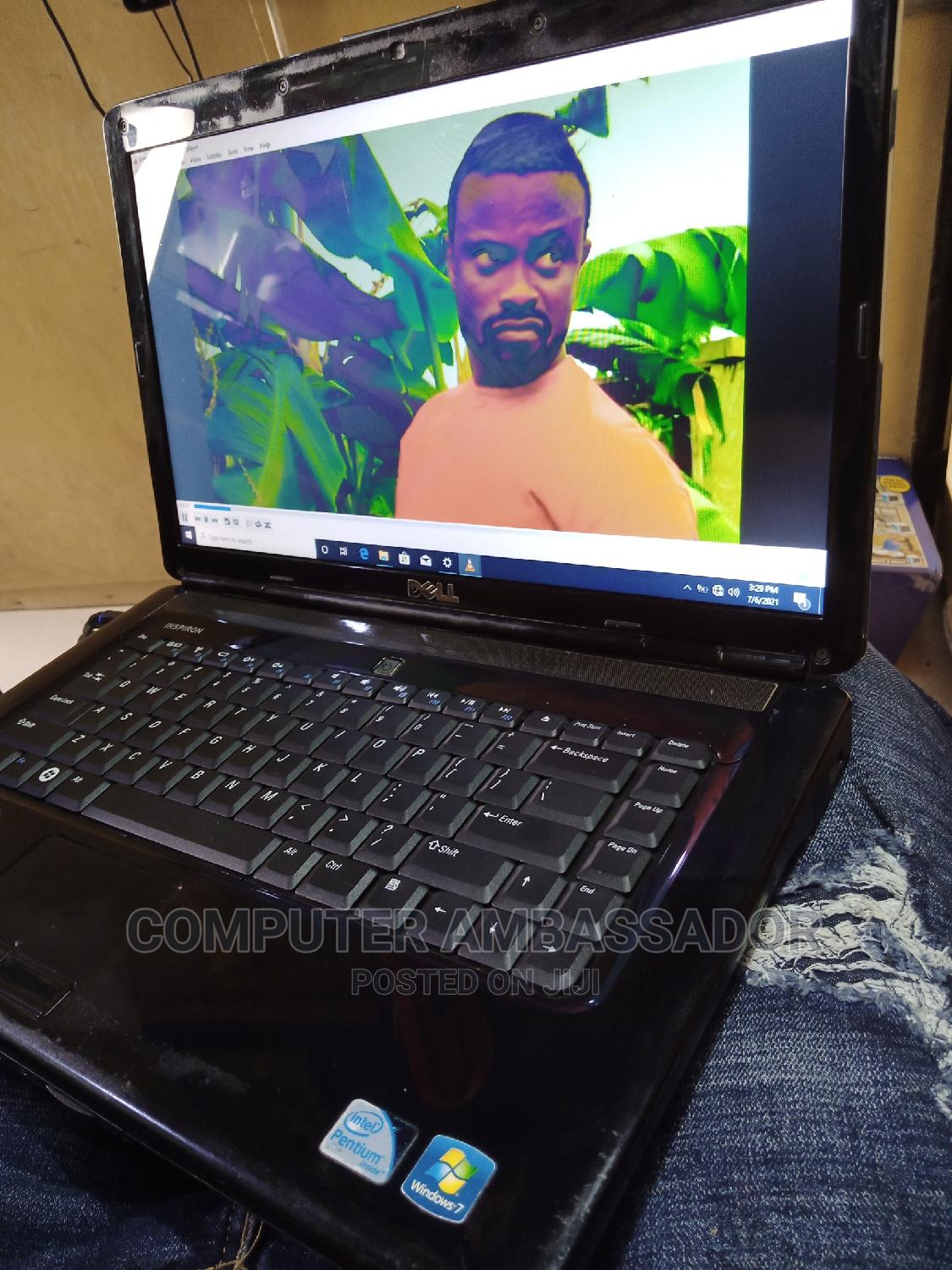Archive: Laptop Dell Inspiron 15 2GB Intel Core 2 Duo HDD 160GB