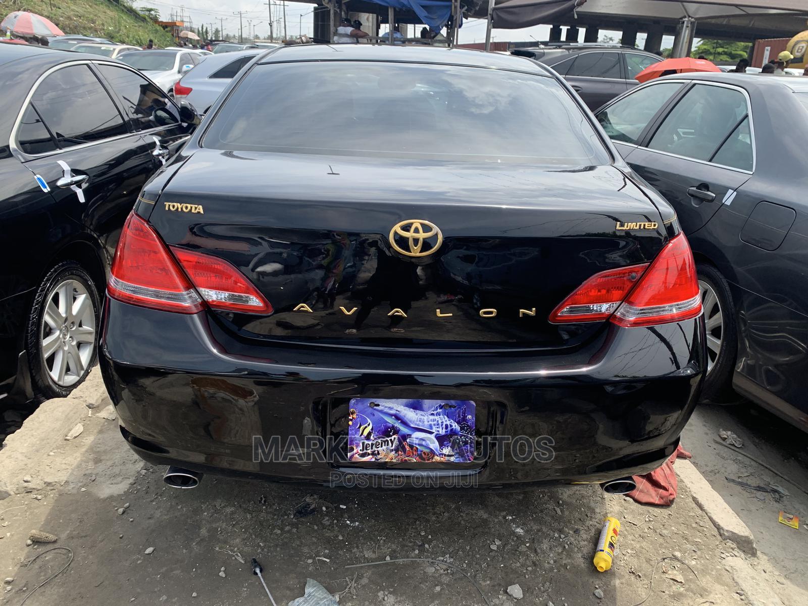 Toyota Avalon 2007 Limited Black   Cars for sale in Amuwo-Odofin, Lagos State, Nigeria