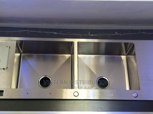 High Quality Silver Color Kitchen Sink   Plumbing & Water Supply for sale in Lagos State, Ajah
