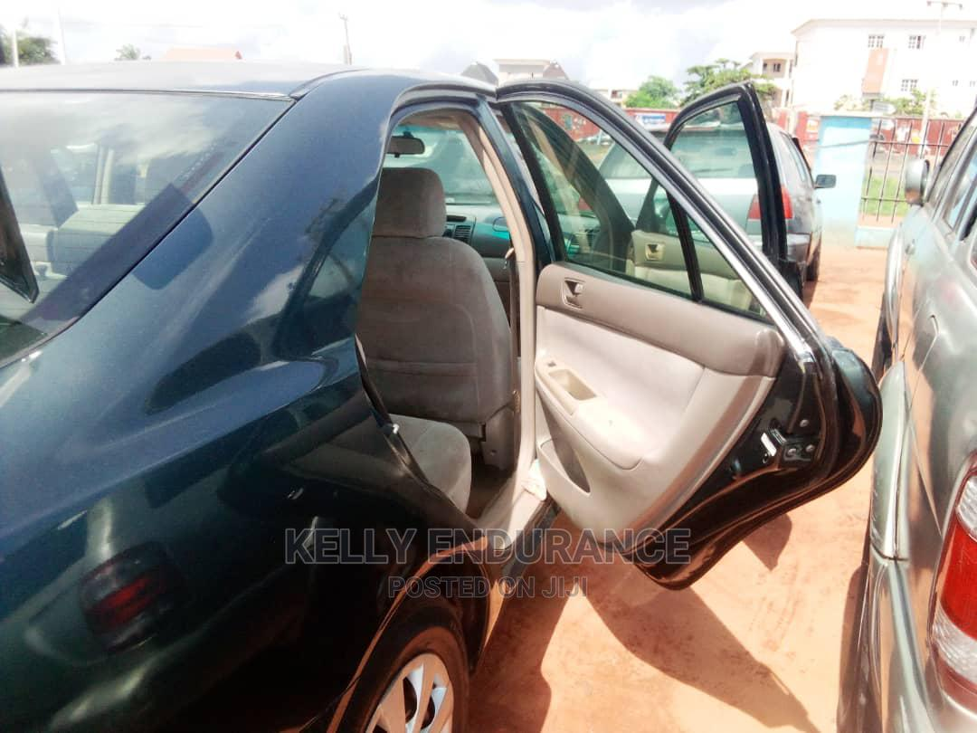 Archive: Toyota Camry 2004 Green