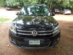 Volkswagen Tiguan 2012 Black | Cars for sale in Abuja (FCT) State, Jabi