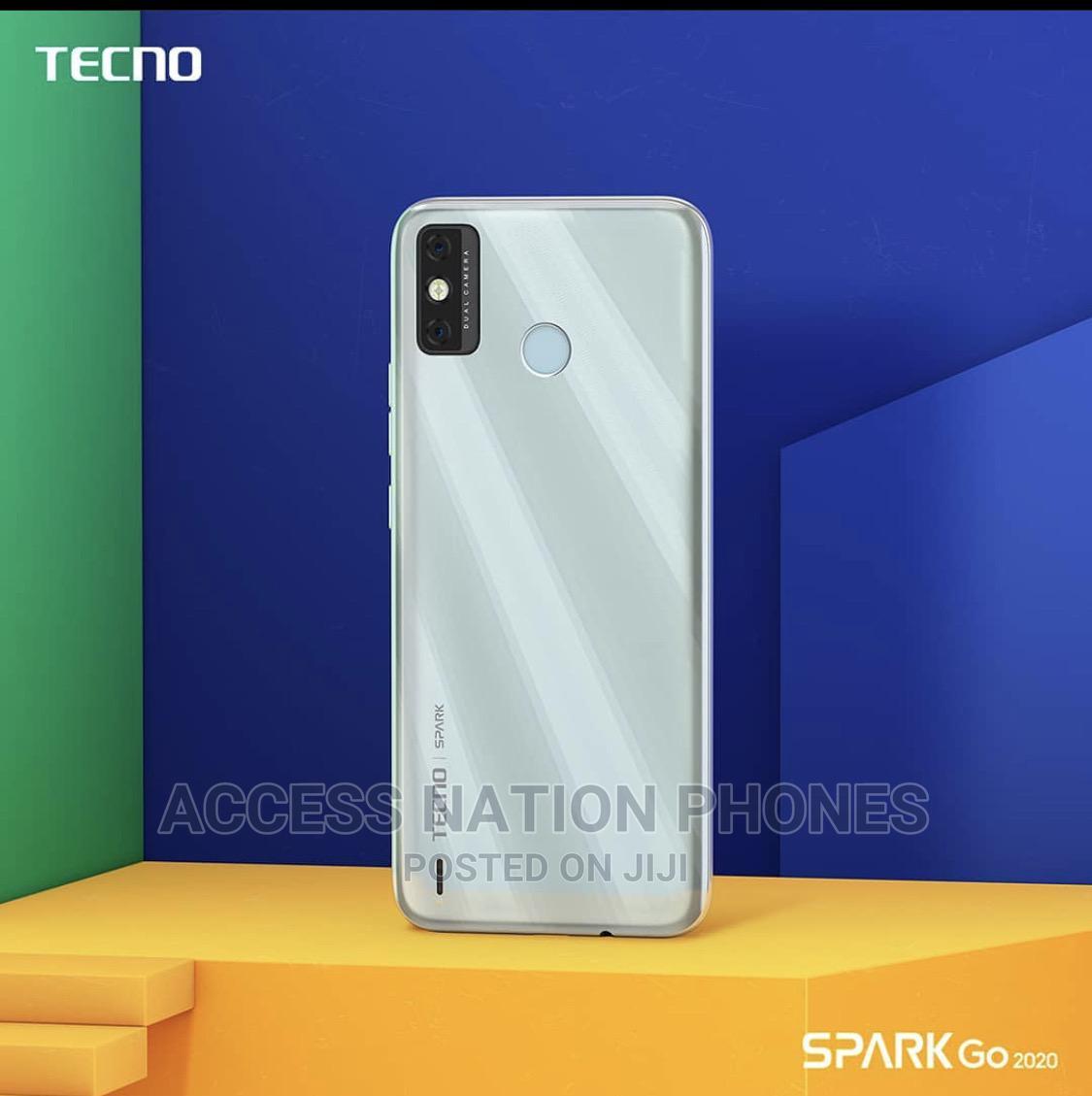 Archive: New Tecno Spark Go 2020 32 GB Silver