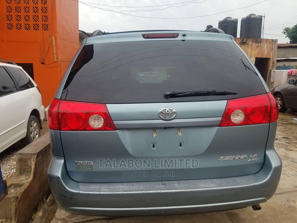 Toyota Sienna 2008 LE AWD Blue   Cars for sale in Ikorodu, Lagos State, Nigeria