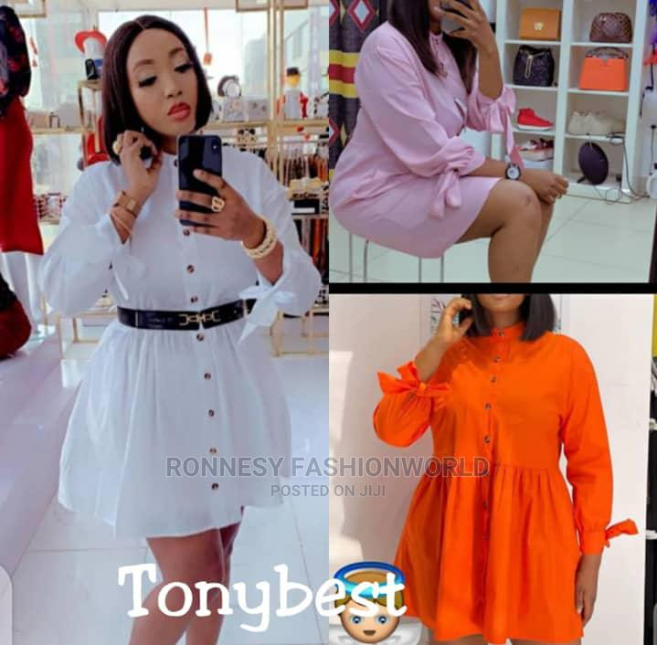 Elegant Classic Trendy Female Quality Flare Gown   Clothing for sale in Ikeja, Lagos State, Nigeria