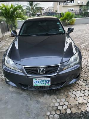 Lexus IS 2008 250 Gray   Cars for sale in Lagos State, Ajah