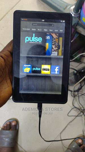 Amazon Kindle Fire 8 GB Black | Tablets for sale in Lagos State, Abule Egba